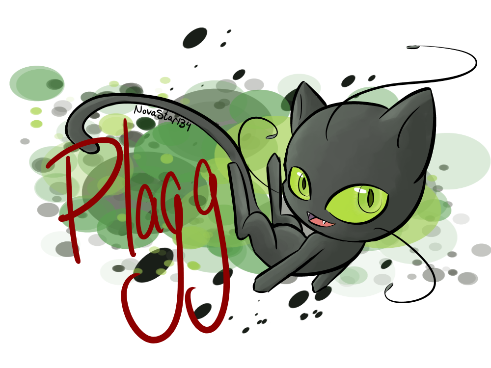Plagg by Forest-Spirit134