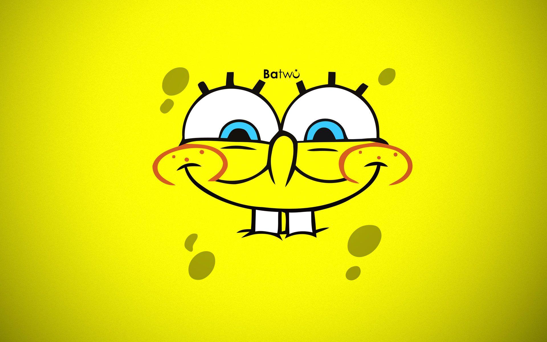 Wallpaper Lucu Spongebob Squarepants Djiwallpaper Co