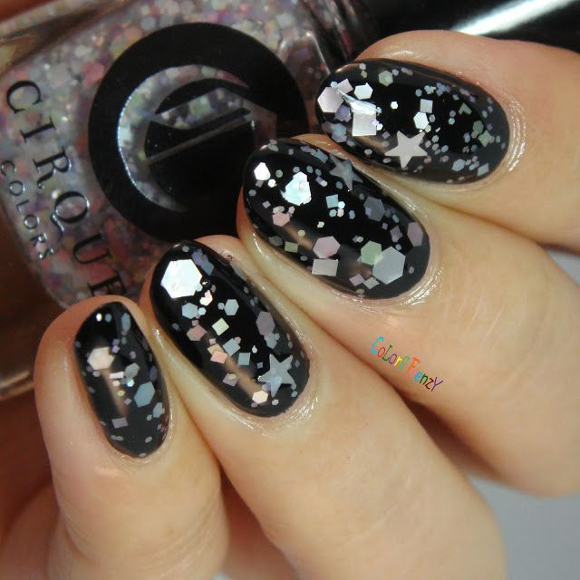 Cirque Colors Lullaby | Nail Art for Short Nails! | Pinterest ...