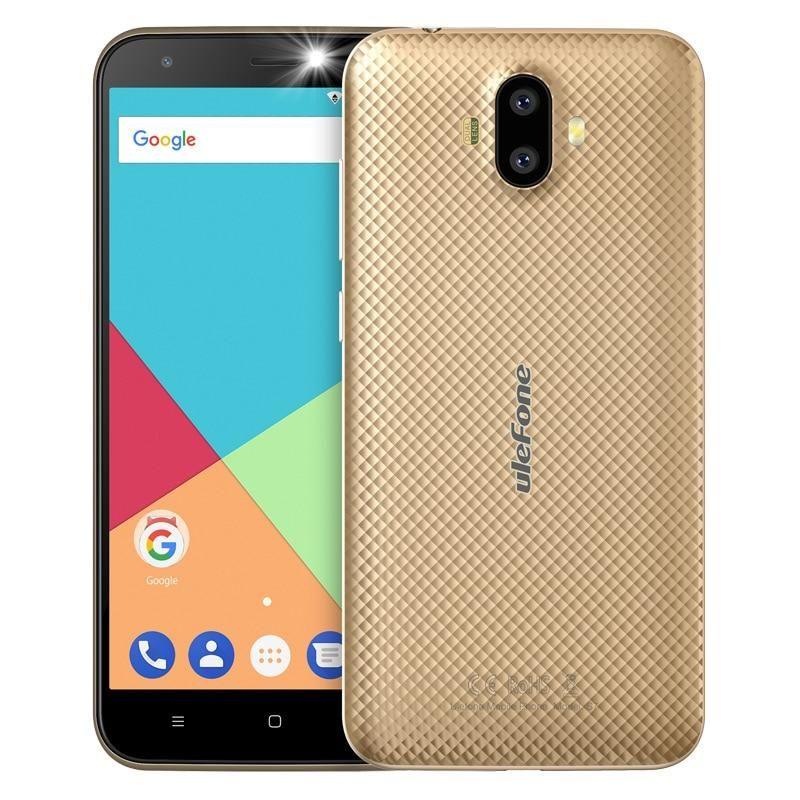 Ulefone S7 Pro 2gb Ram 16gb Rom Dual Camera Mobile Phone 5 0 Inch