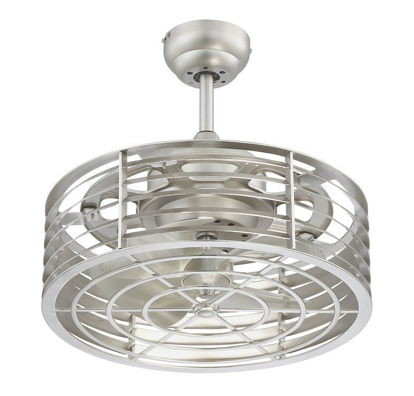 Rockville 3 Blade Ceiling Fan With Remote Ceiling Fan With