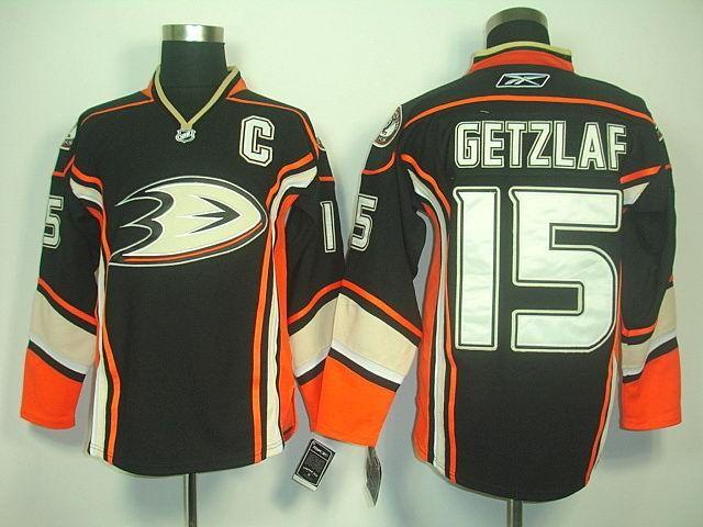 12830a7f2f2 Anaheim Ducks 15 Ryan GETZLAF Third Jersey | Anaheim Ducks Jerseys ...