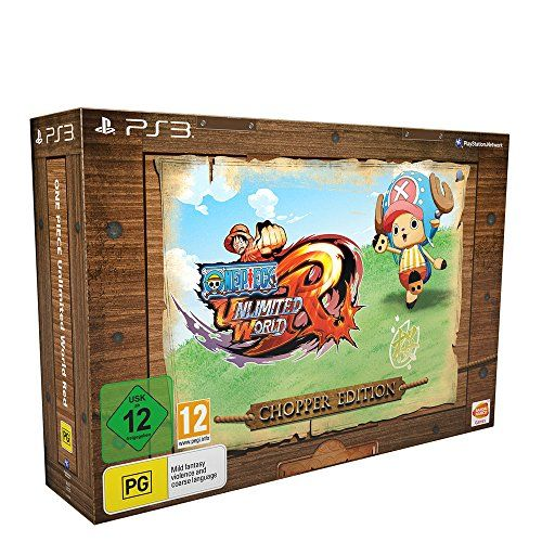 One Piece Unlimited World Red - Chopper Edition