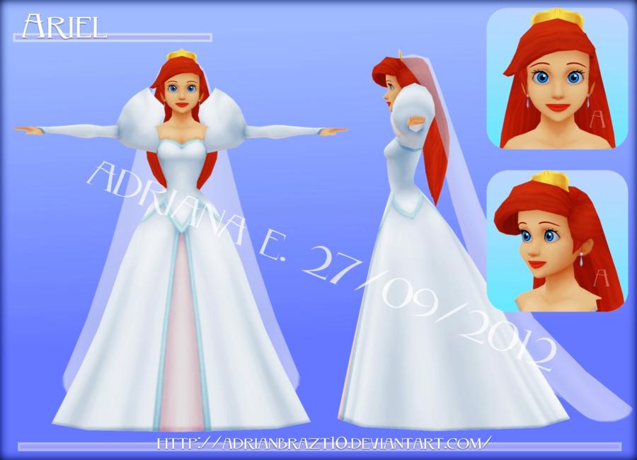 Ariel Wedding Dress | Weddingdress | Pinterest | Wedding dress and ...