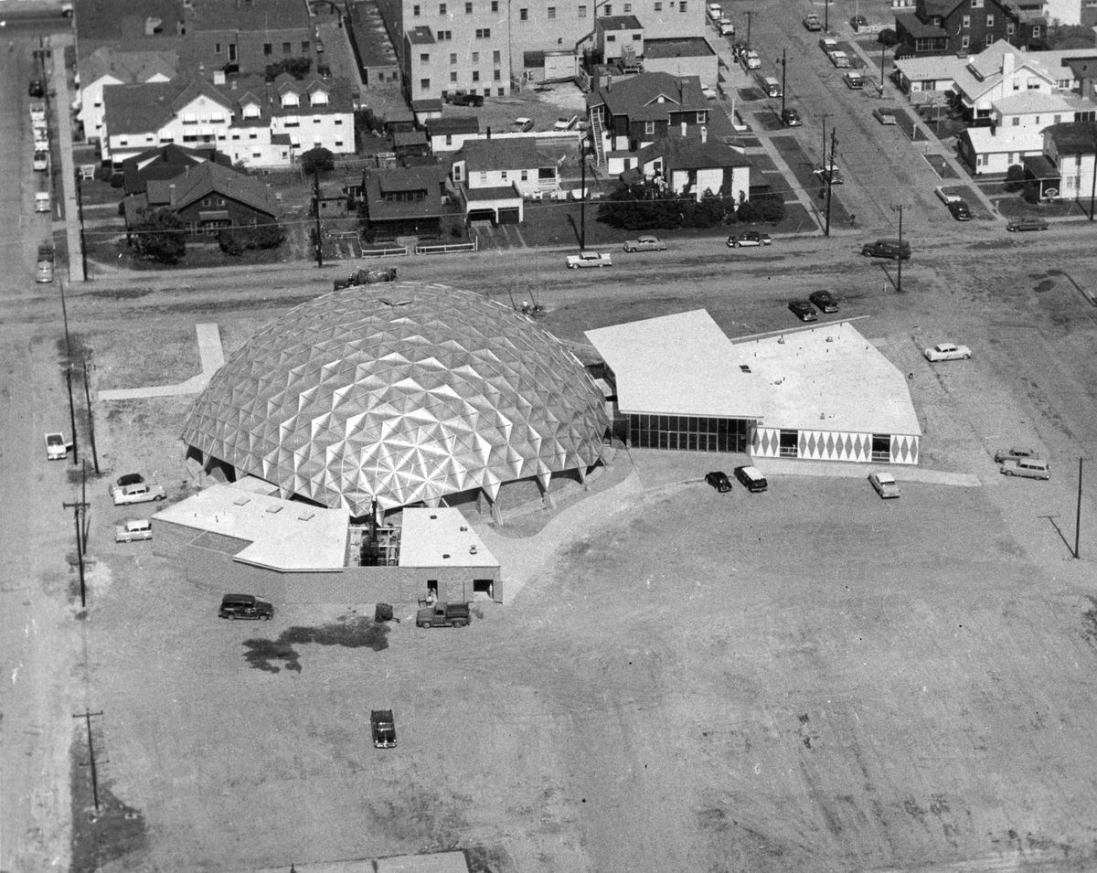 Va Beach Dome Site
