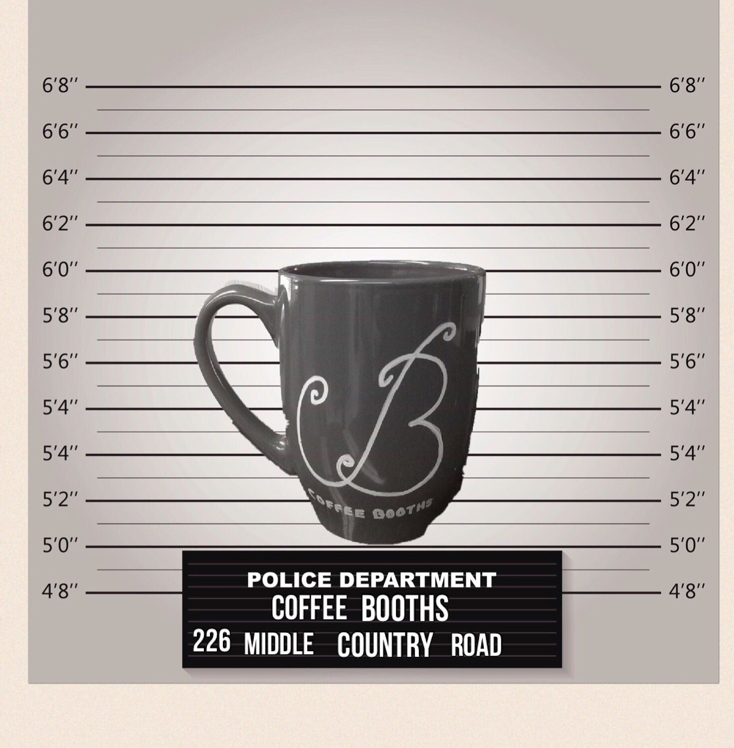 mugshot Because puns are still funny to us...