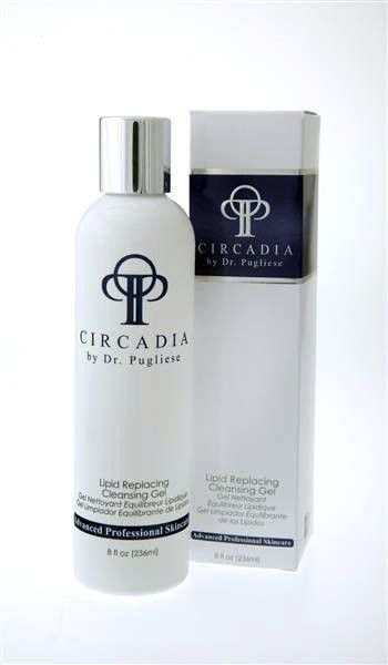 Circadia by Dr Pugliese Lipid Replacing Cleansing Gel oily skin #CircadiabyDrPugliese