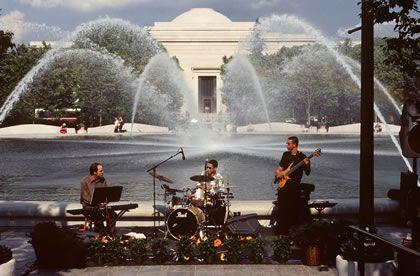 jazz in the sculpture garden - Jazz In The Garden Dc