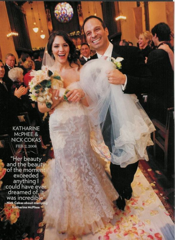 Katharine Mcphee S Dress Perfection Celebrity Wedding Dresses Celebrity Wedding Photos Celebrity Wedding Gowns