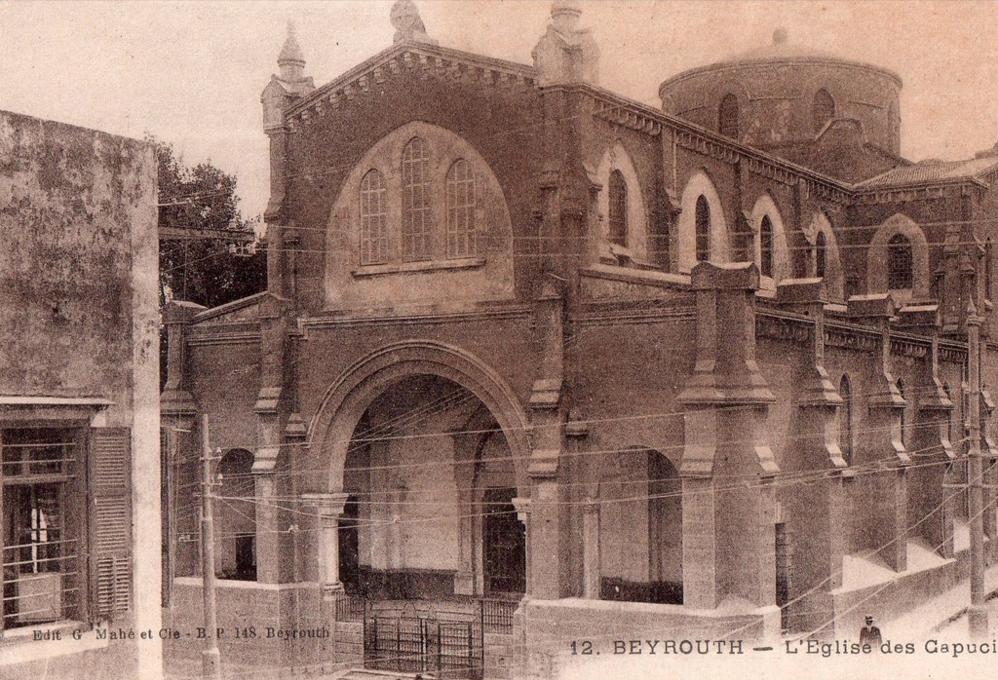 Saint Louis Capuchin Church [1900s]