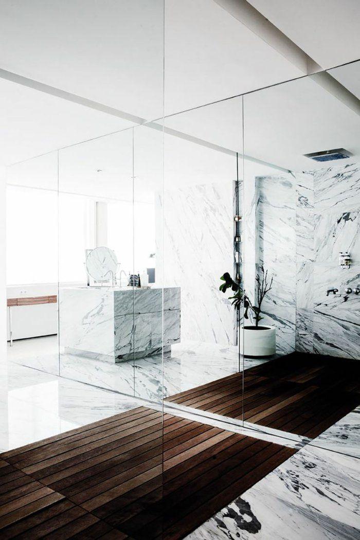 Beaucoup du0027idées en photos pour la salle de bain en marbre Interiors