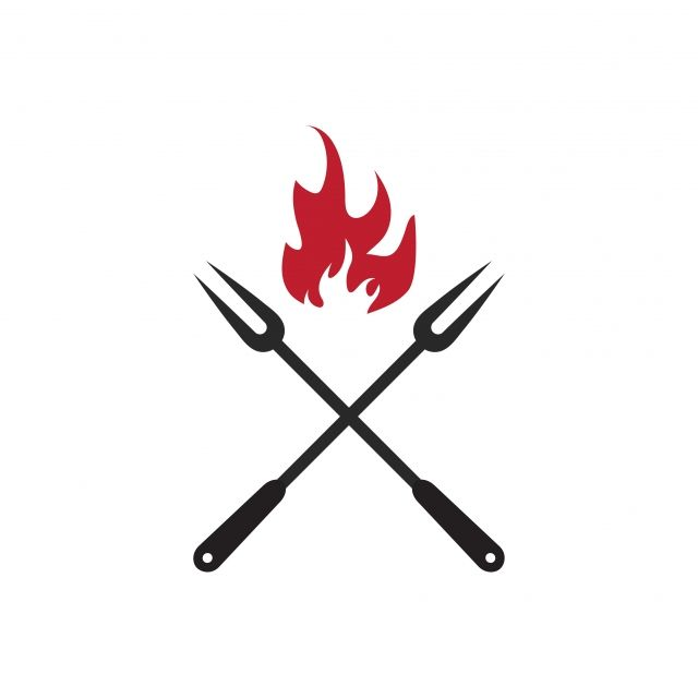 Grilling Utensil Graphic Design Template Isolated Illustration Barbecue Barbeque Bbq Png And Vector With Transparent Background For Free Download
