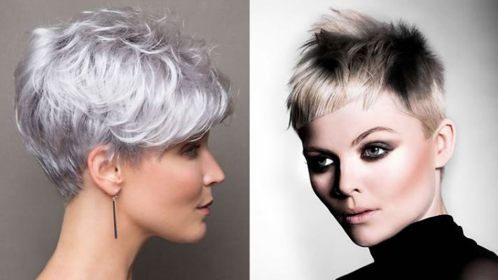 Short Haircuts For Women 2019 Ideas