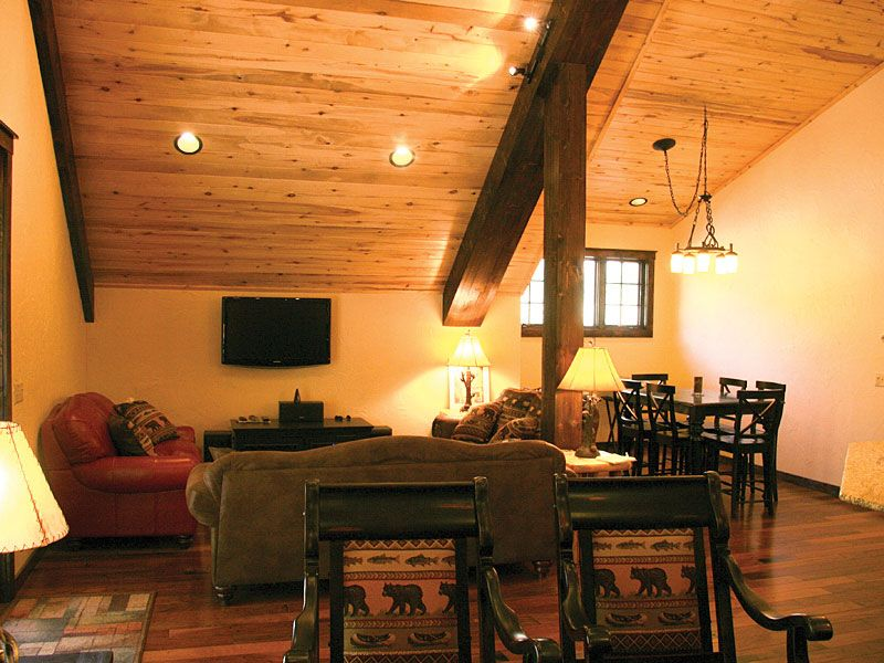 Barn Pros Denali Barn With Living Space