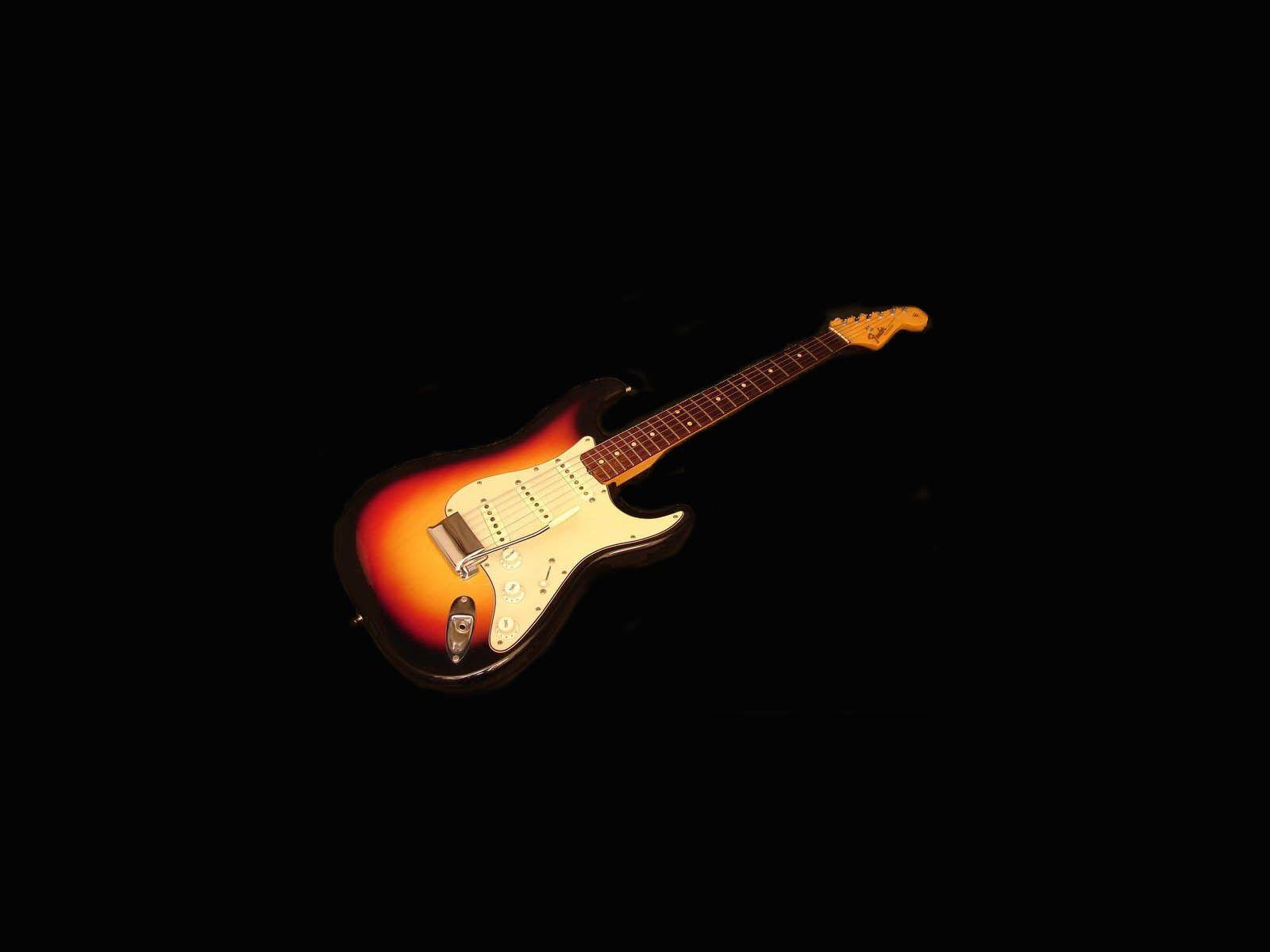 Cette guitare Fender Stratocaster na pas de prix