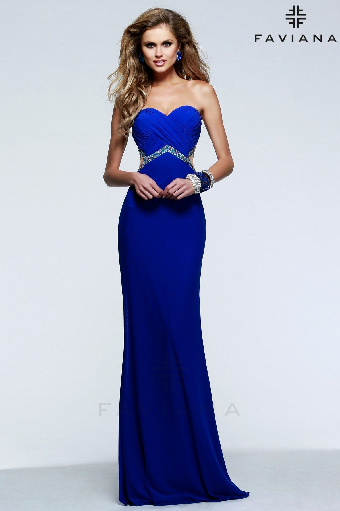 Blue Formal Dresses | Cheap Ball Gowns