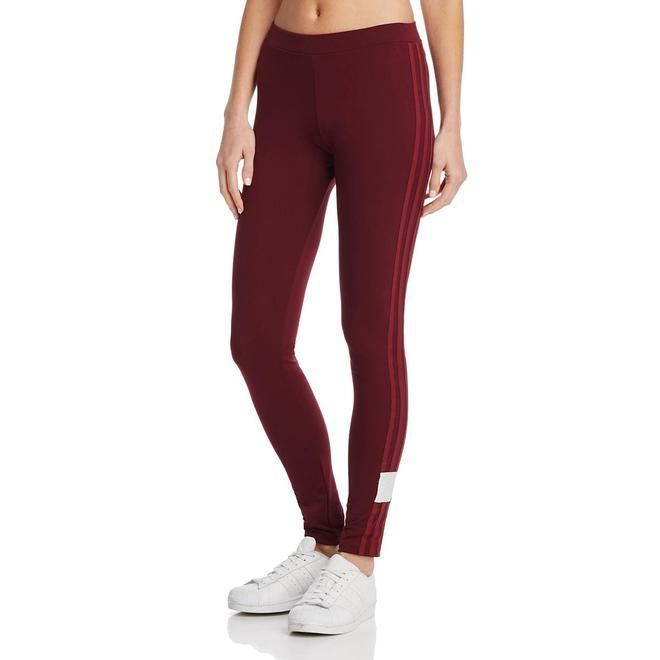 3a10d10cf5e Adidas AdiBreak Womens Logo Mid Rise Athletic Leggings | #Yoga ...