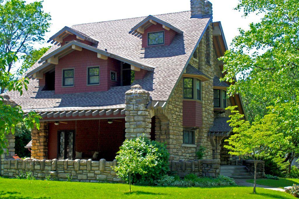 Photo tour of the Hyde Park neighborhood in Kansas City ...