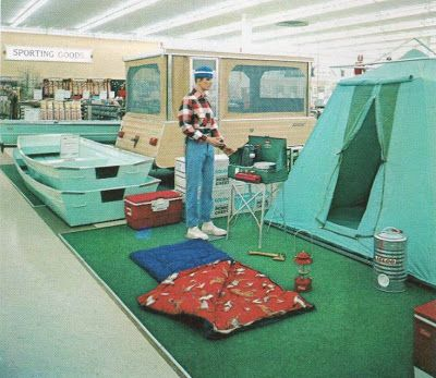Vintage Camping Equipment Go Look At These Brilliant Conversion Camp Tents Are Cool