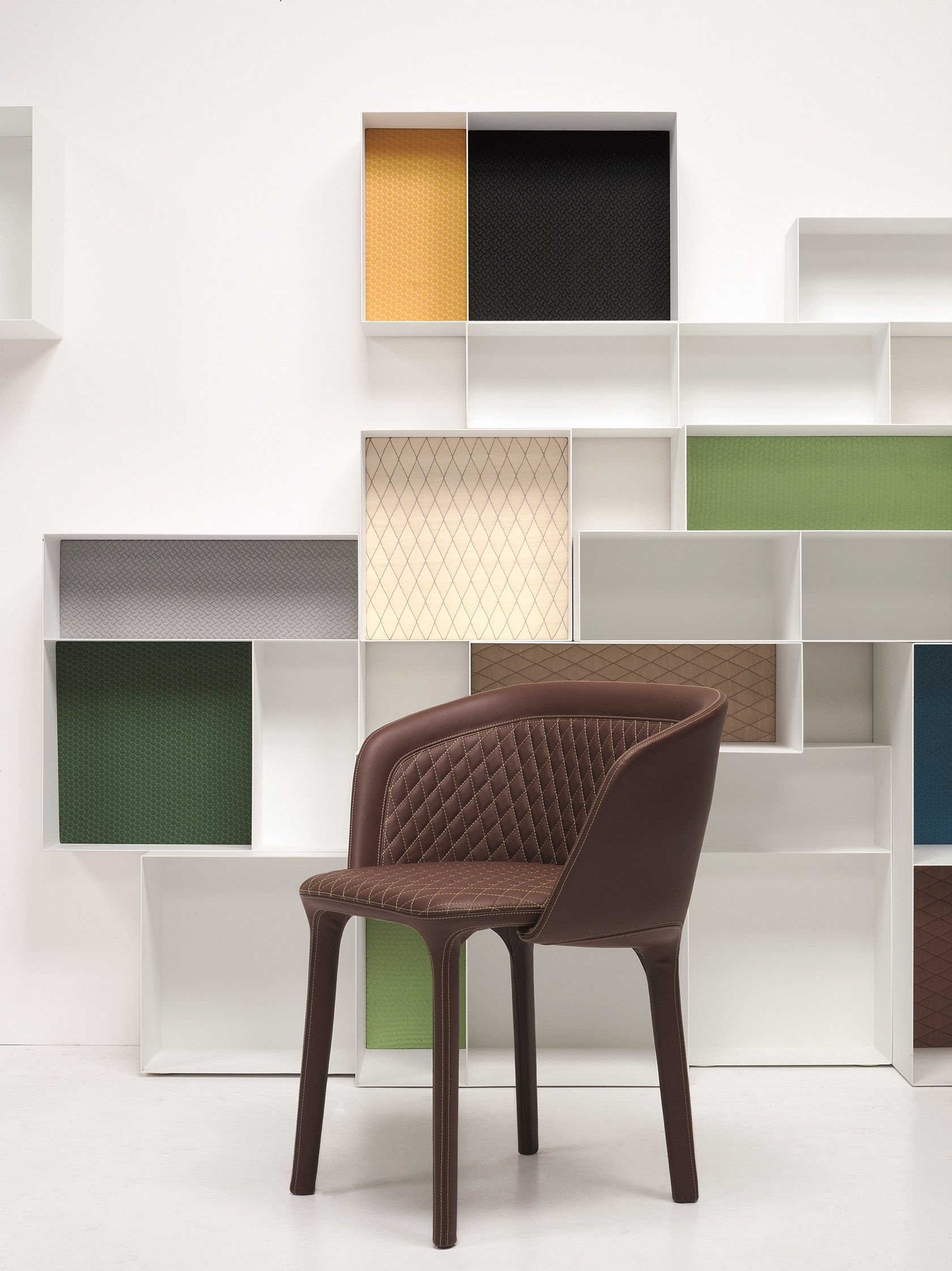 Lepel Chair With Armrests By Casamania Horm Design Luca Nichetto