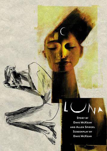 Luna, directed by Dave McKean