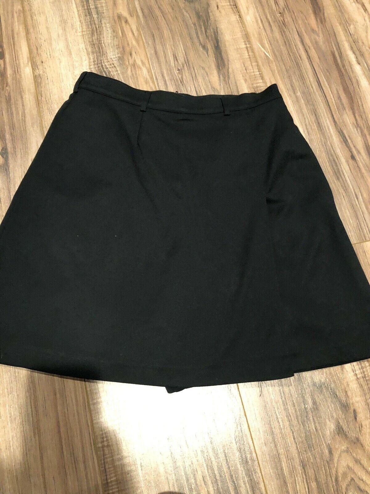 Tail Athletic Skort Tennis Golf Skirt Shorts Black Size 4 With Pockets Golf Skort Trending Golf Skort For S Golf Skirts Womens Golf Shirts Tail Activewear