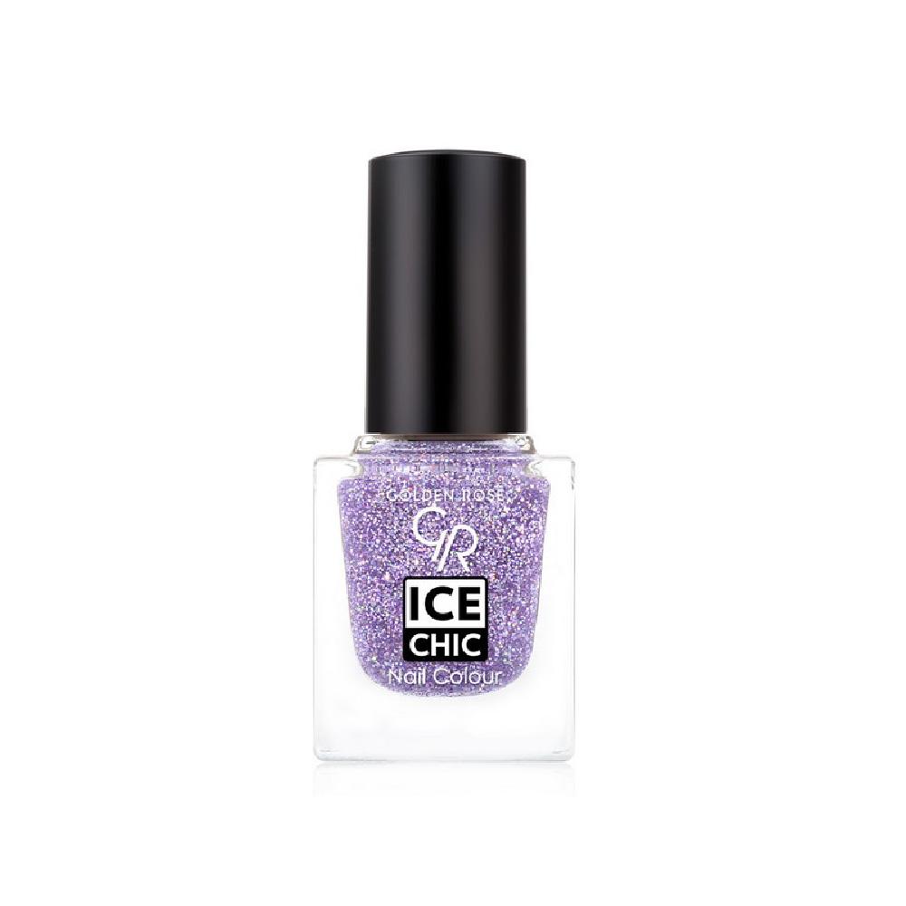 طلاء أظافر من قولدن روز ايس تشك103 متجر راق Chic Nails Nail Colors Perfume Bottles