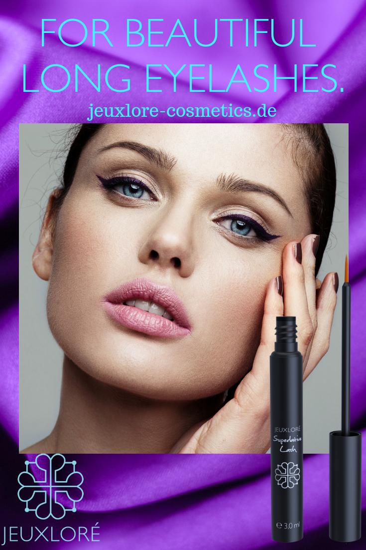 d23847b8e4b Jeuxloré Superlative Lash is the eyelash treatment with the effective  formula. For beautiful and long