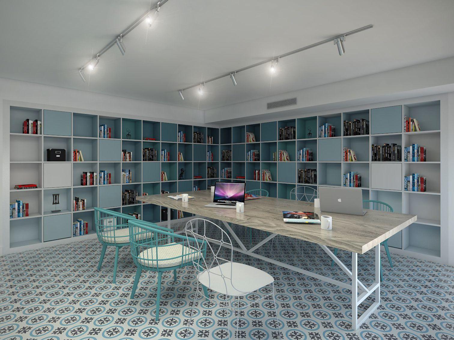 Photo of PBA Ofis #alsancak #office #officedesign