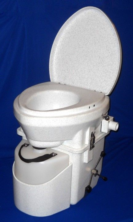 Nature\'s Head | Composting toilet, Toilet and Rv