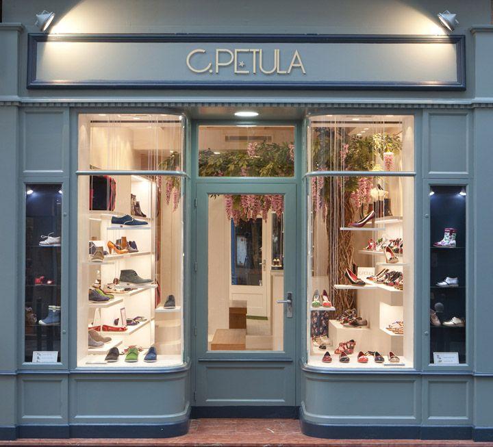 9d16597b8c789 C PETULA shoe store Paris....... Round Windows   hardware in 2019 ...