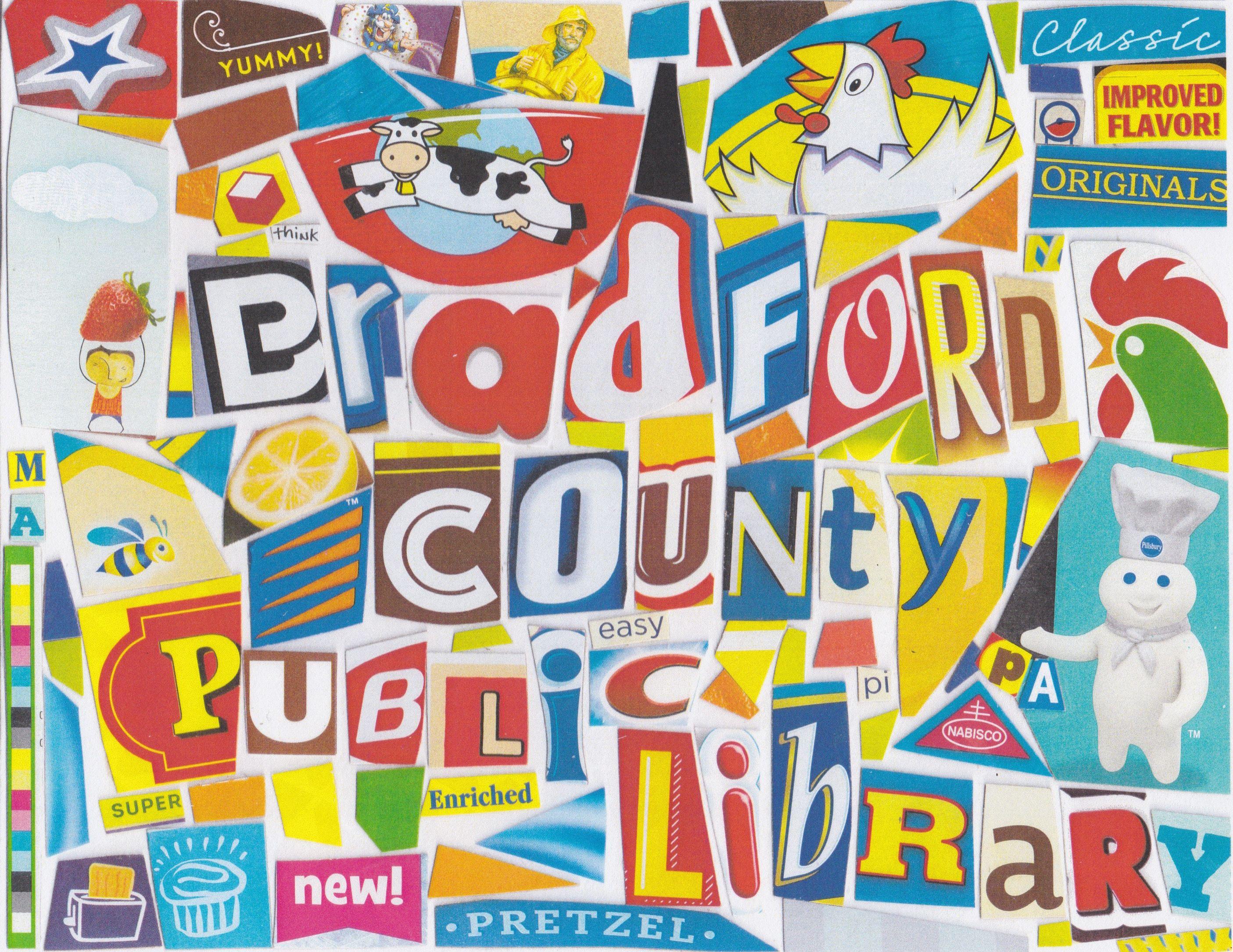 Bradford County Pennsylvania Public Library July