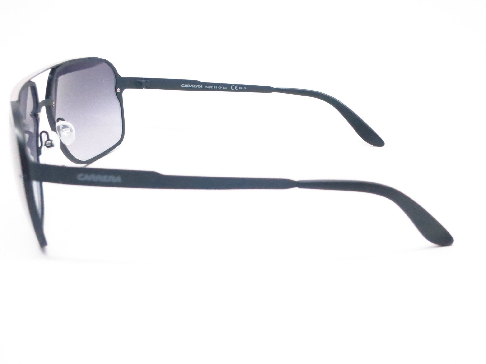 Features of the Carrera 91 S 003HD Sunglasses - Squared metal front with  metal temples 2361a0dab08