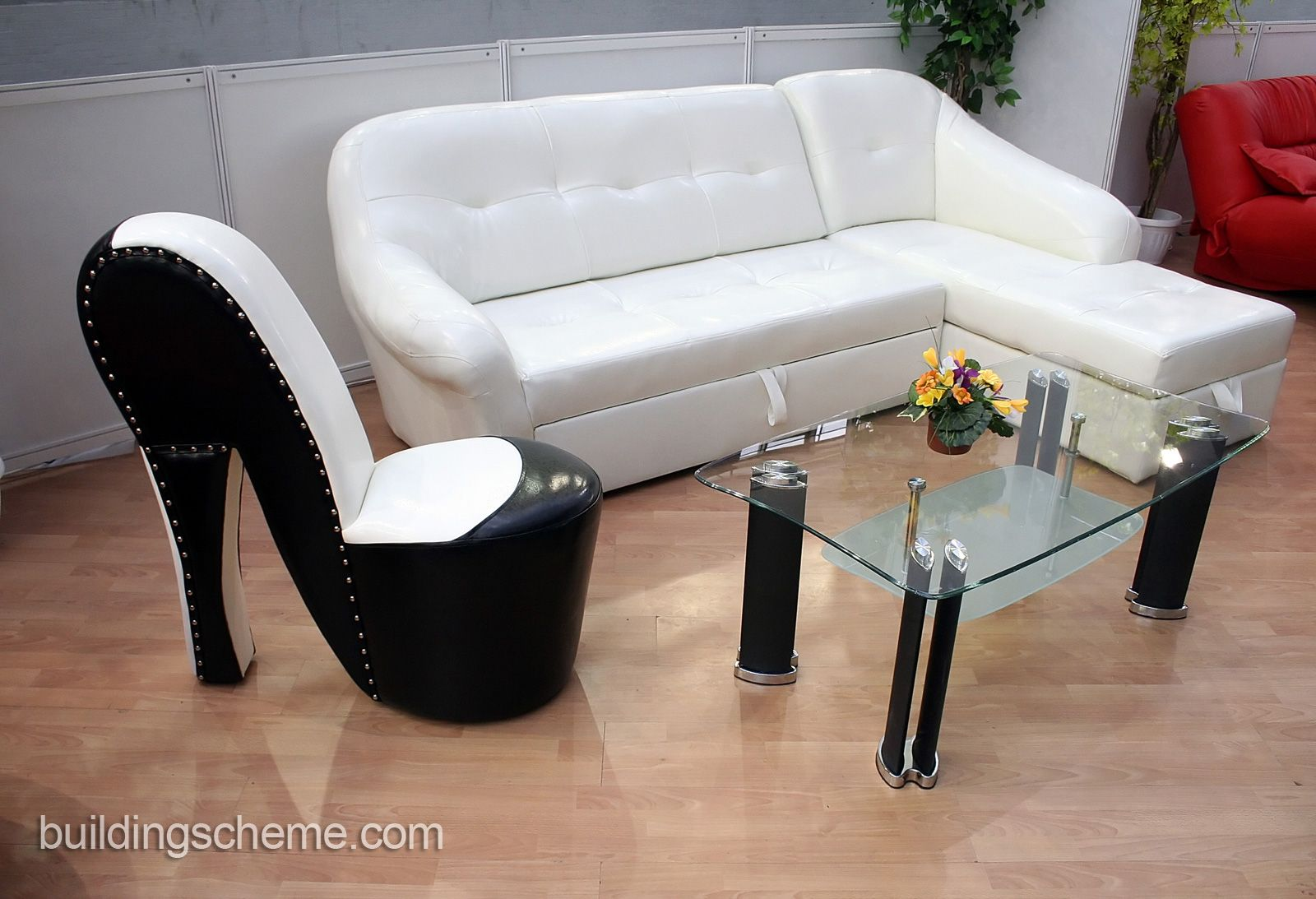 Emejing Modern White Dining Room Chairs Photos   3D House Designs .