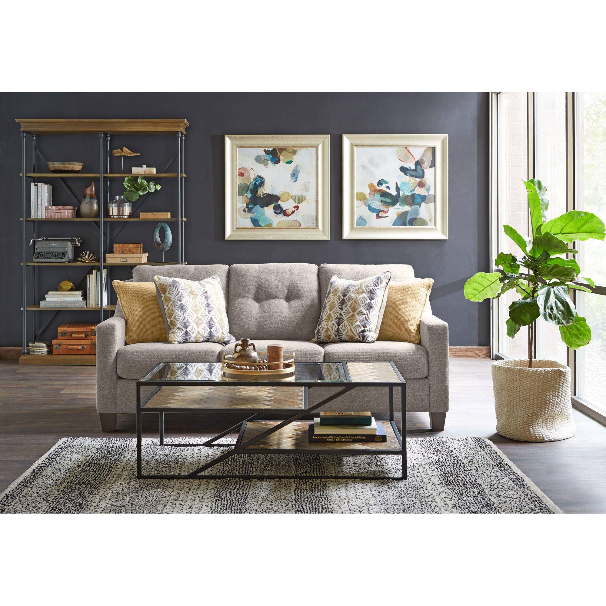 449 Slumberland Furniture Genova Graphite Sofa Living Room Sofa Living Room Room #slumberland #living #room #sets