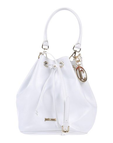 JUST CAVALLI Across-body bag. #justcavalli #bags #polyester #leather #bucket #shoulder bags #hand bags #cotton #
