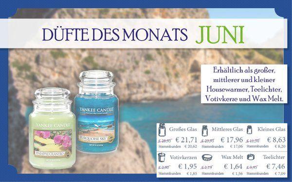 Düfte des Monats Juni @ Lavanttaler Duftparadies