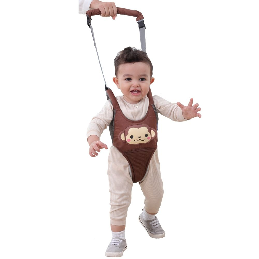 Baby Vest Harness Toddler Cartoon Child Safety Learning Walking Anti-lost Belt