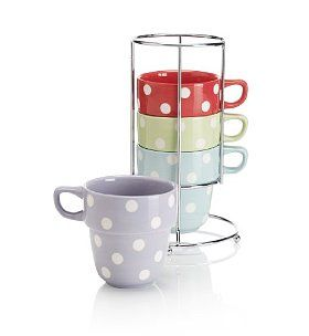 Stacked mugs from Marks and Spencer | Products I Love | Pinterest ...