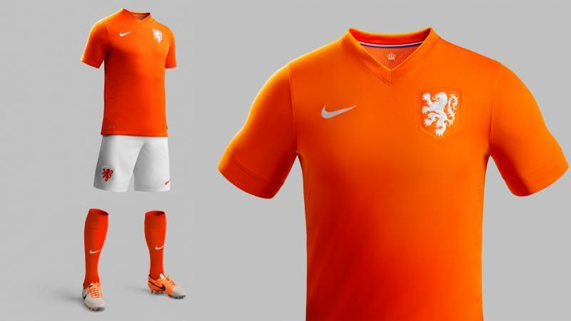 new product 961cc f07cb Netherlands new kit for World Cup 2018 Nike | Sports design ...