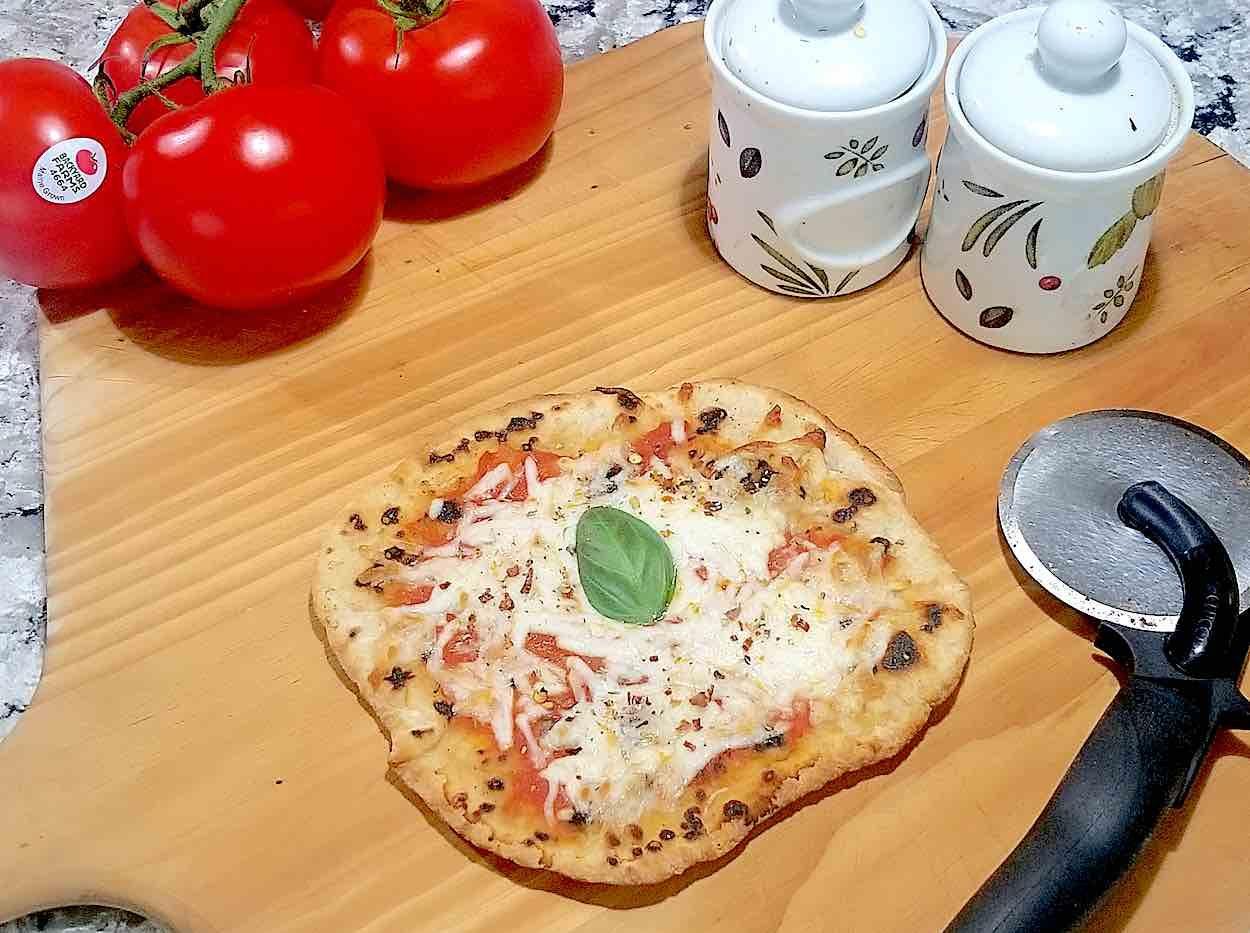 Low Sodium Flatbread Recipe Only 1 9mg Sodium Per Flatbread Recipe Low Sodium Pizza Low Salt Recipes Low Salt Diet