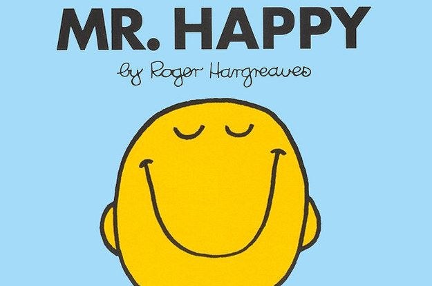 Amazon reviewer Hamilton Richardson will make you see the Roger Hargreaves classics in a whole new light.