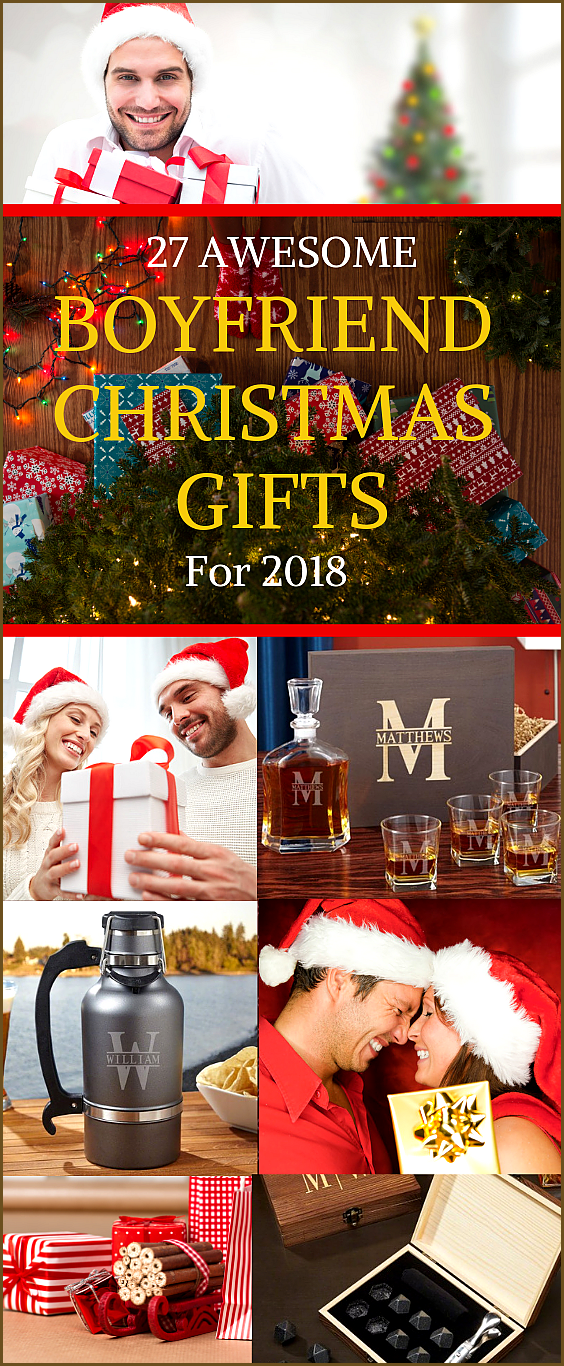 27 super boyfriend Christmas gifts for 2019 -, # Christmas gifts # super # boyfriend - Elaine