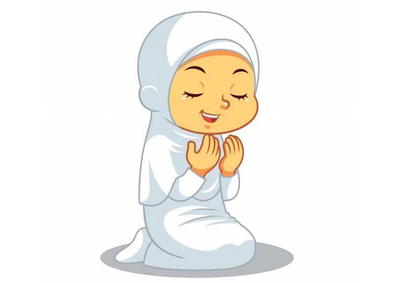 Surah Al Qadr Beautiful Quran Recitation About Islam Cute Monsters Drawings Kids Vector Moslem