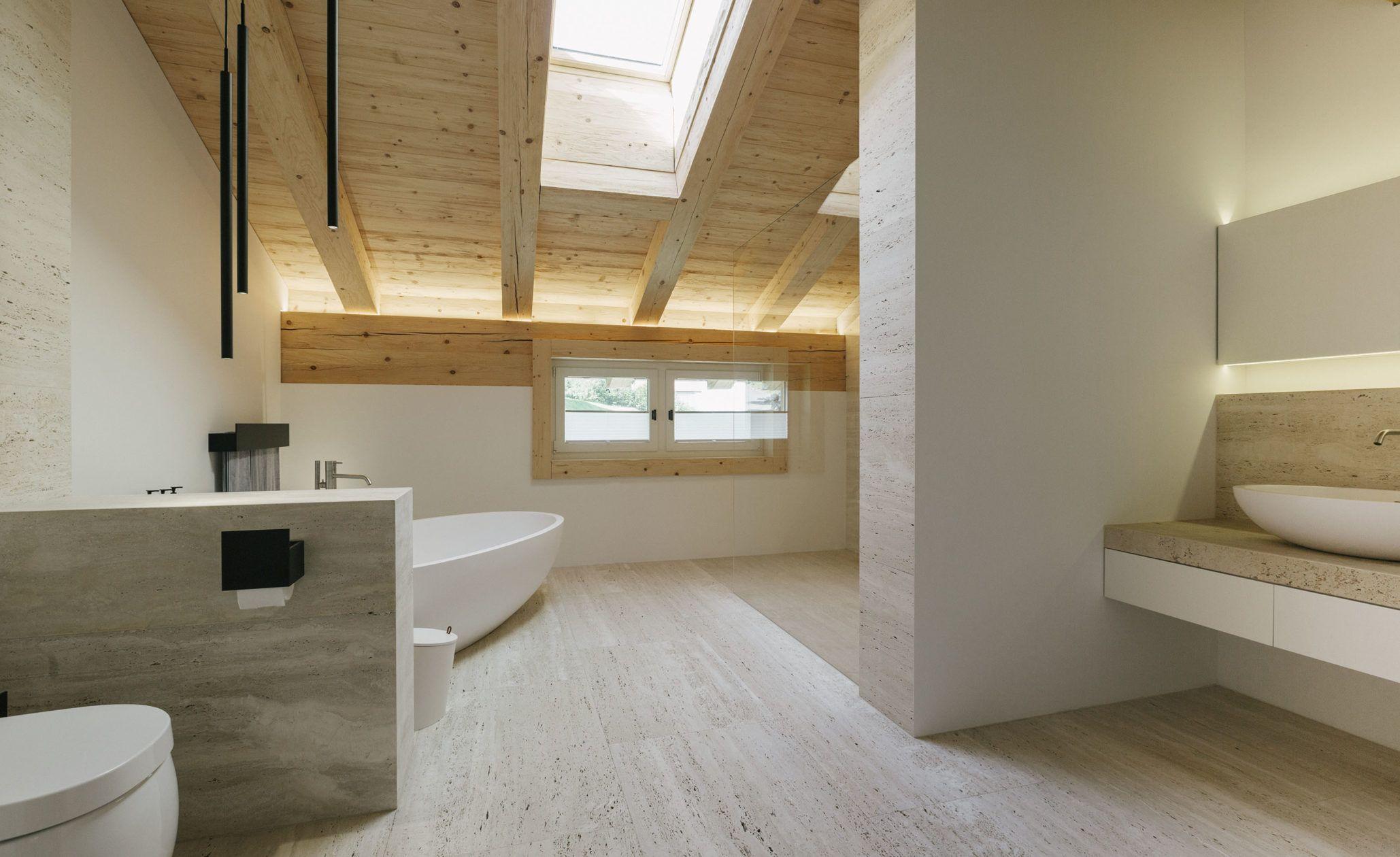 Naturstein Badezimmer Ideen - Wohndesign -