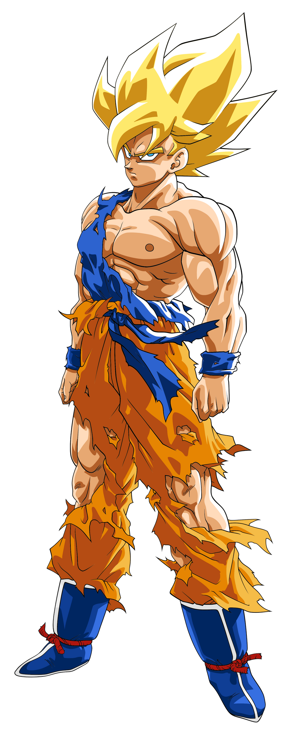 Goku Ssj Namek Ssj Full Color Palette By Benj San On Deviantart Dragon Ball Super Manga Anime Dragon Ball Goku Dragon Ball Painting