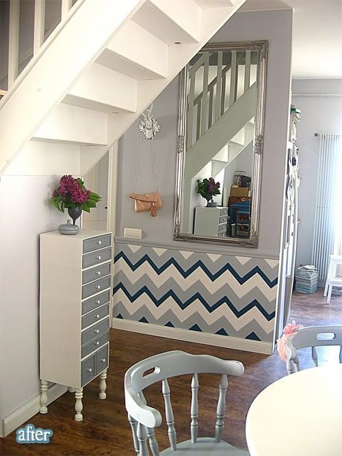Luxury Basement Accent Walls