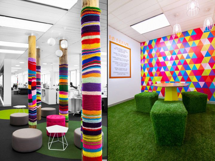 office design sydney. Mediacom Office By The Bold Collective Sydney 03 Design