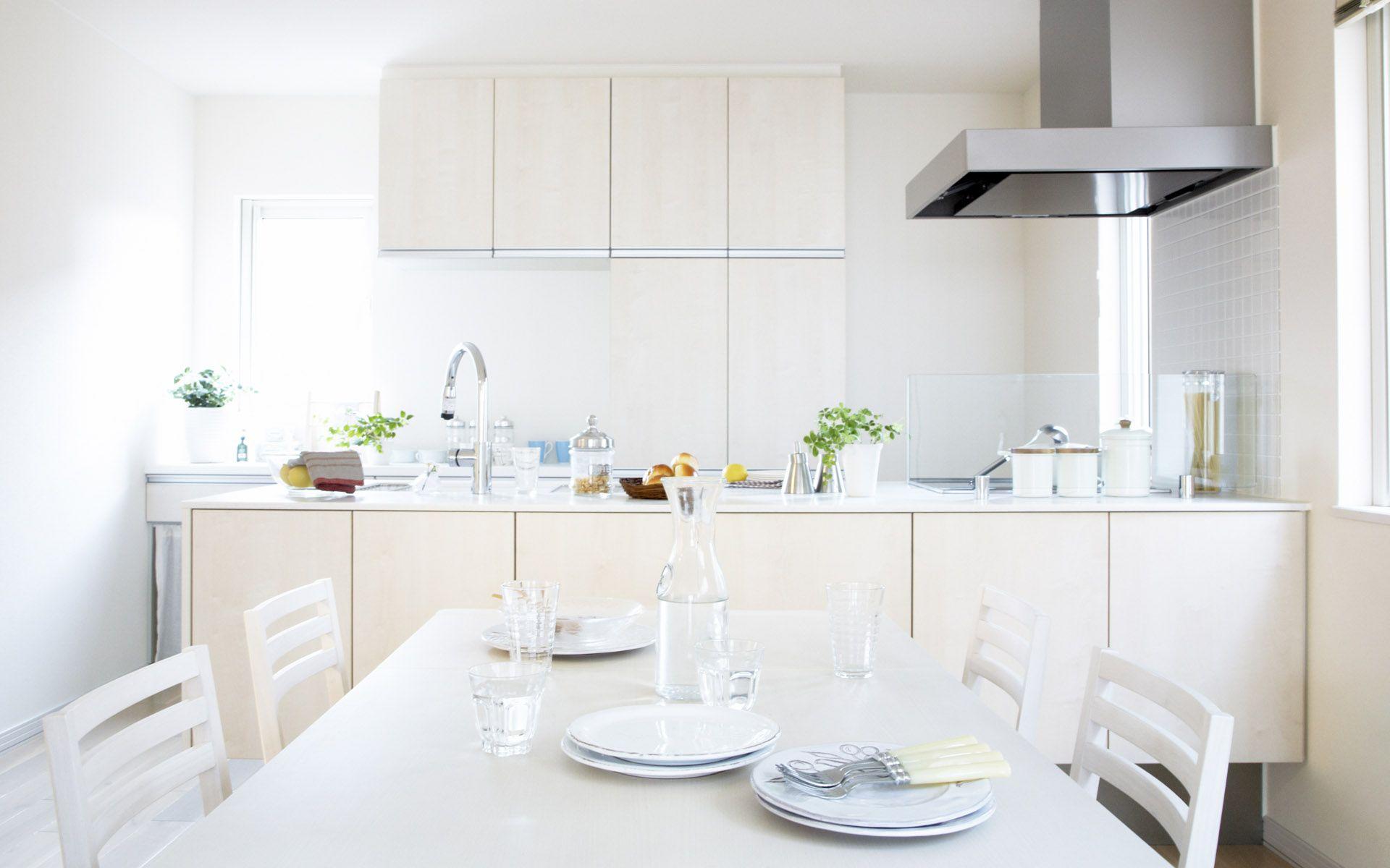 Kitchen Wall Background Kitchen Design Color White Kitchen