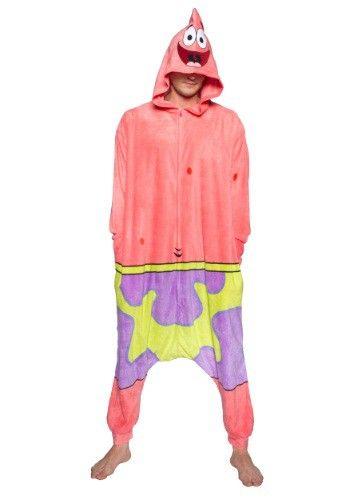 178f0285da SpongeBob Patrick Kigurumi Pajama